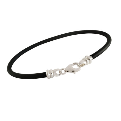 3mm Rubber Bracelet