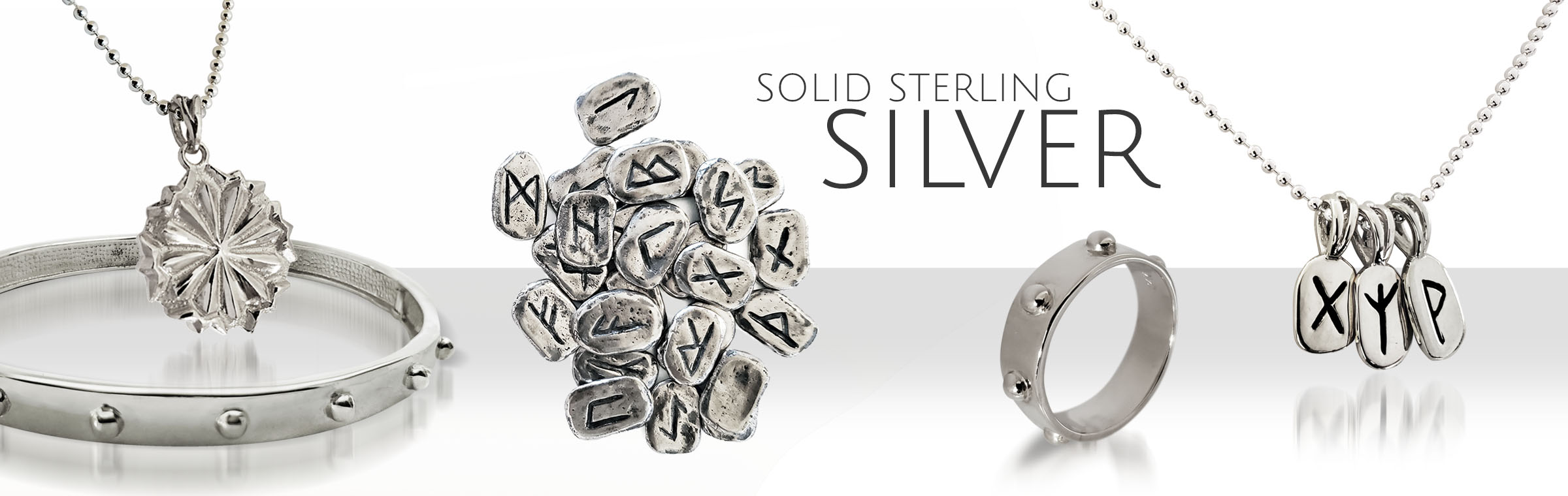 Solid Sterling Silver Jewelry by Iva Winton