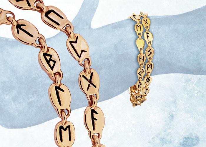 Rune Bracelets, Runic Symbols & Meanings