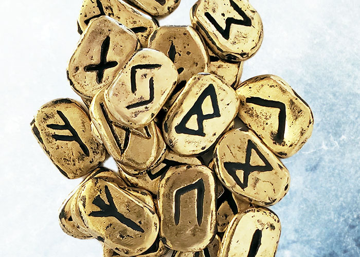 Rune Sets, Runic Symbols & Meanings