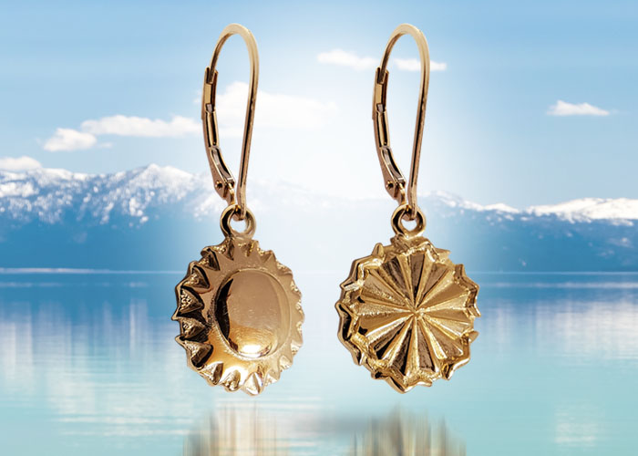 Tahoe Collection Reversible Earrings